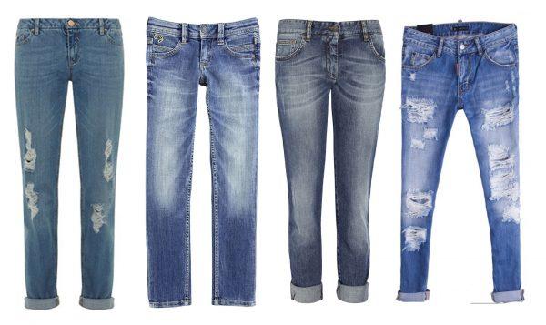 В женском гардеробе должно быть несколько пар джинсов