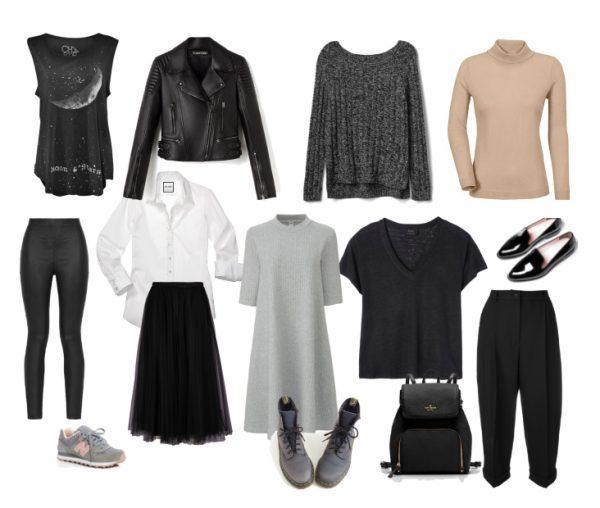 Базовые вещи женского гардероба