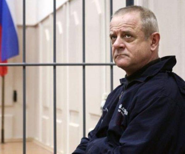 Владимир Квачков в зале суда