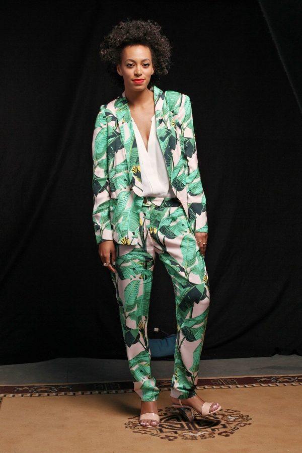 Модный костюм-пижама