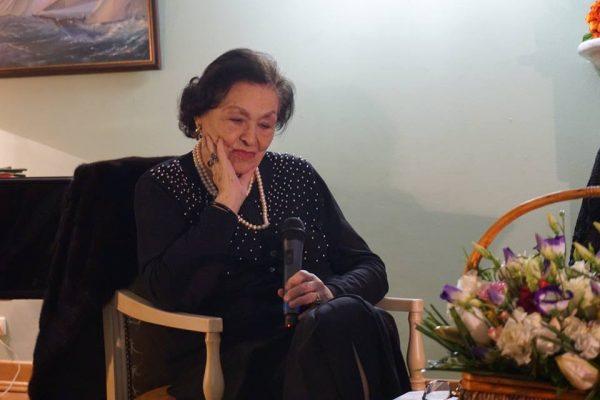 Оперная певица скончалась на 91 году жизни