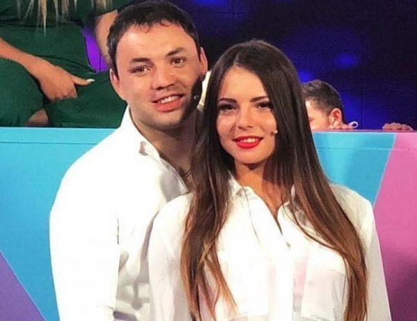 Александр Гобозов и Ольга Жарикова