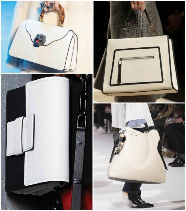 Женские сумки разной формы