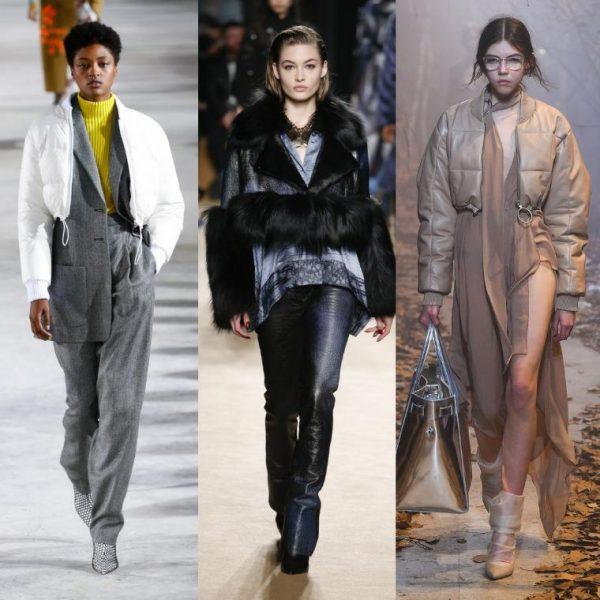 Какие куртки будут в моде