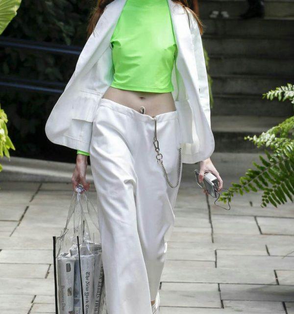 Объемная пластиковая сумка