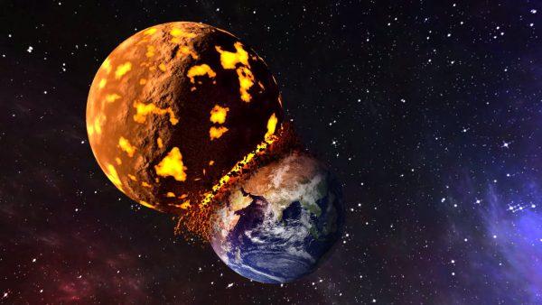 Приближение Нибиру к Земле