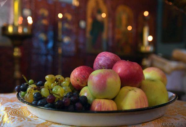 Яблочный спас 2018