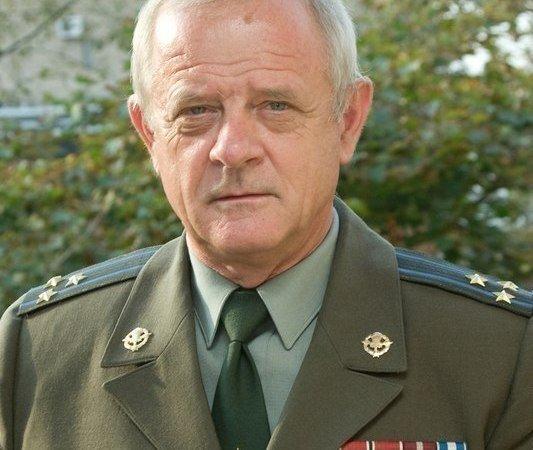 Бывший полковник ГРУ Владимир Квачков