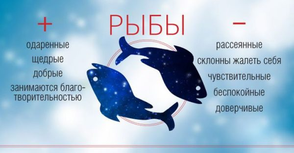 Гороскоп для Рыб
