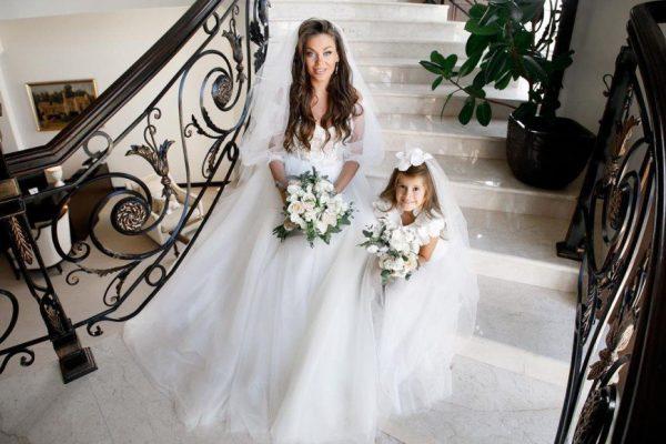 Терешина со своей дочерью