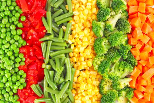 Как заморозить овощи на зиму