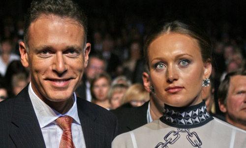 Наталья со своим мужем Юрием