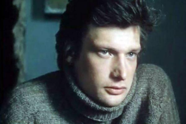 Дмитрий Брусникин в молодости