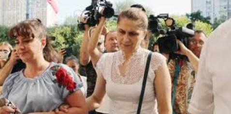 Мама сестер Хачатурян