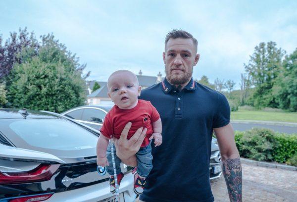 Сын известного боксера