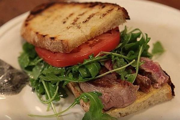 Бутерброд по-норвежски