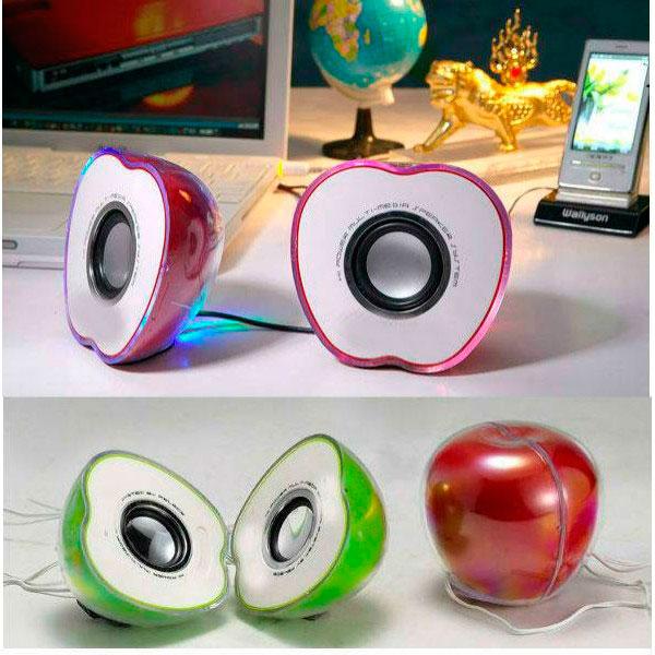 Флешка в виде яблочка