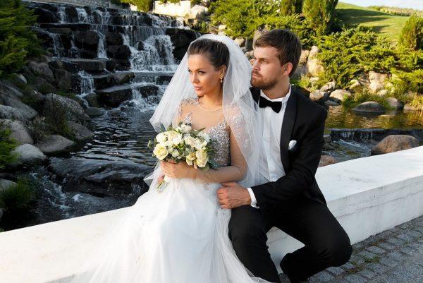 Татьяна Терешина и Алексей Янин поженились