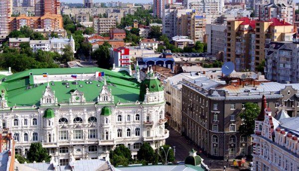 Ростов-на-Дону отмечает свой 269 день рождения