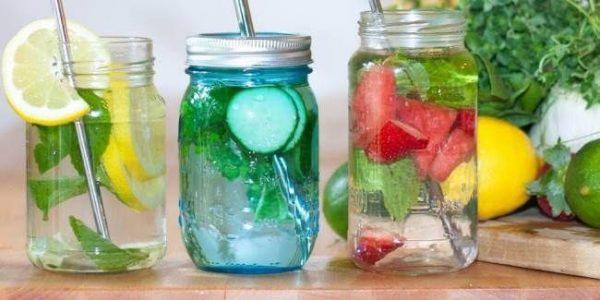 Что можно пить сидя на питьевой диете