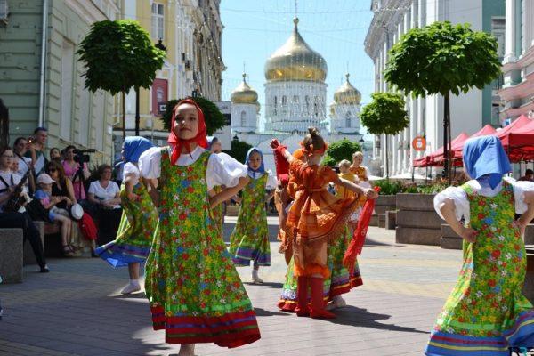 День города в Ростове-на-Дону: