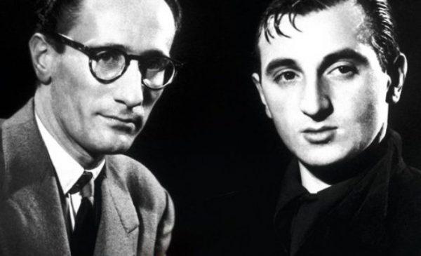 Шарль Азнавур и Пьер Рош