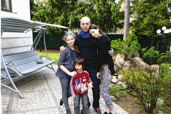 Андрей Кобзон: биография, фото 2018