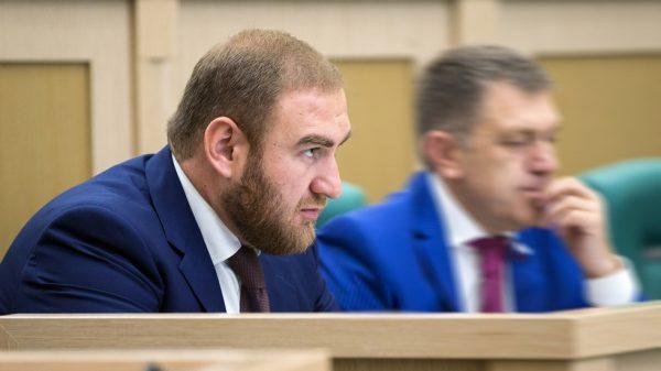 Арашуков Рауф: последние новости 2018, фото