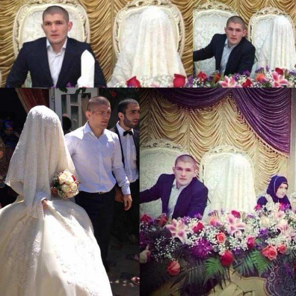Хабиб Нурмагомедов: личная жизнь, жена, дети (фото)