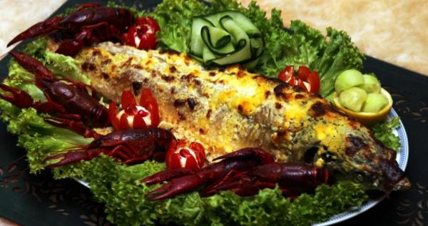 Блюда из рыбы на Новый год 2019: вкусные рецепты
