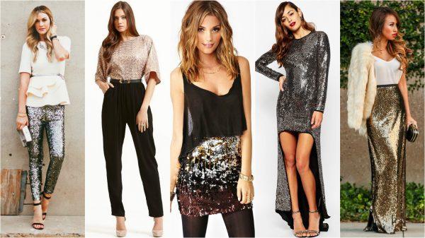 Новогодние платья 2019: модные тенденции