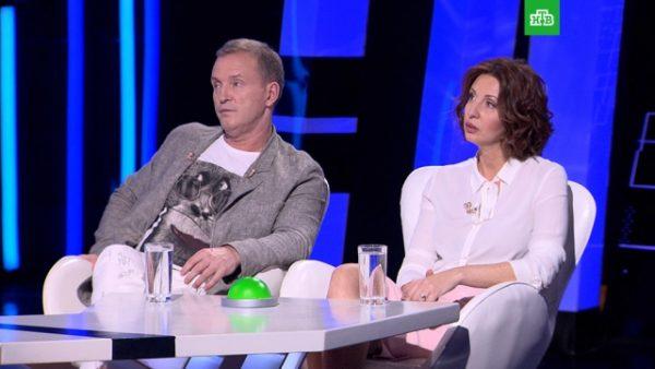 Виктор Рыбин и Наталья Сенчукова: рак кожи, последние новости 2018