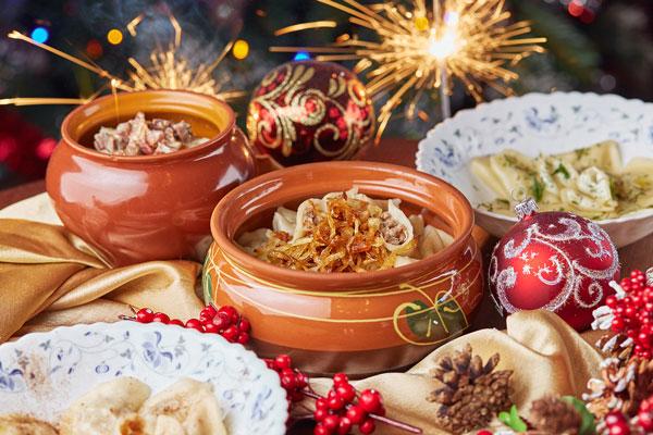 Вареники с сюрпризом на Старый Новый год: значение начинок