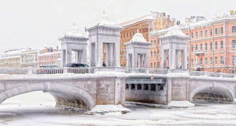 Какая будет зима 2018-2019 в СПб