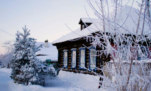 Погода в январе сулит похолодание