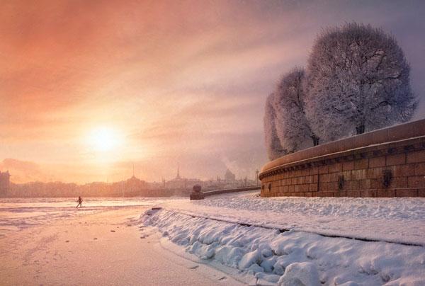 Погода в январе будет морозной