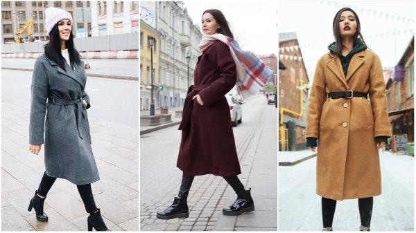 Принты и оттенки сезона зима 2018\19