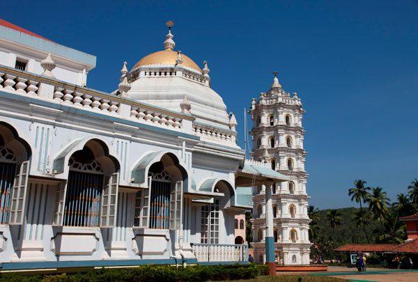 Храм Шри Мангеши