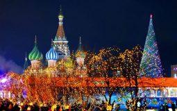 Куда сходить на Новый год 2019 в Москве