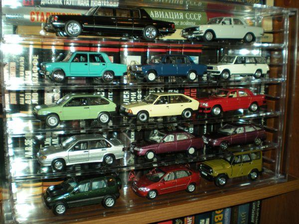 Модель автомобиля в коллекцию