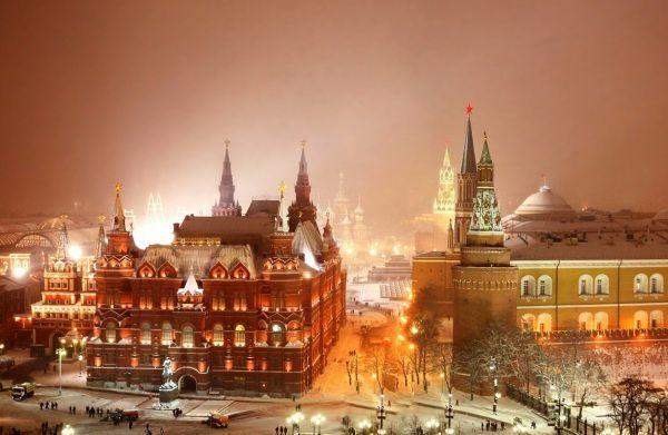 Погода в Москве на декабрь 2018 года