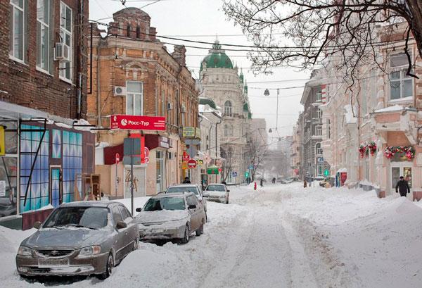 В январе ожидаются по прогнозам самые низкие зимние температуры