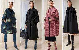 Модные тенденции на пальто зима 2018-2019 года