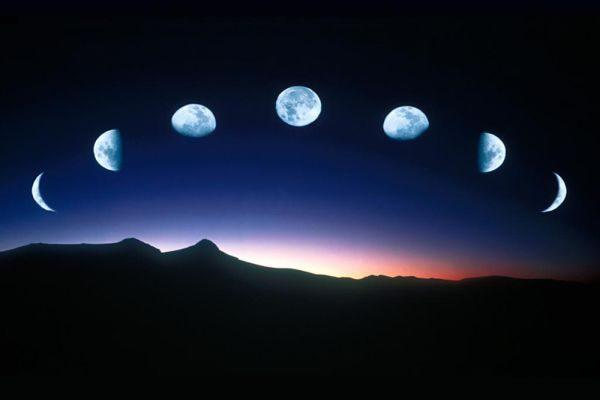С какого числа растущая луна в ноябре 2018 года: таблица благоприятных и неблагоприятных дней