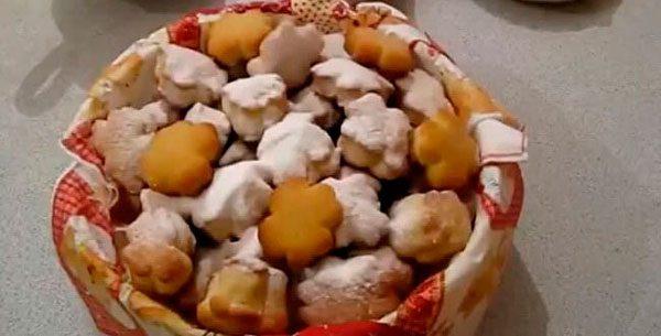 Хрустящее печенье «Хозяюшка»
