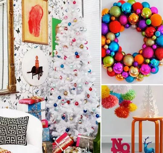 Как украсить зал на Новый год 2019 своими руками: интересные идеи, фото