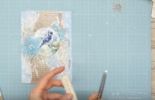 Красивые открытки на Новый год 2019 своими руками в виде символа года