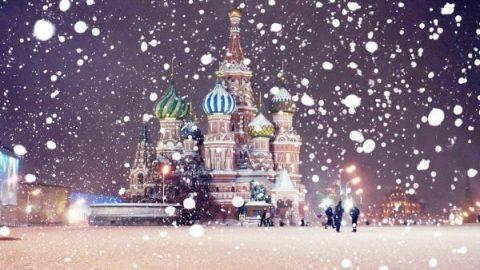 Погода в Москве в декабре 2018 года