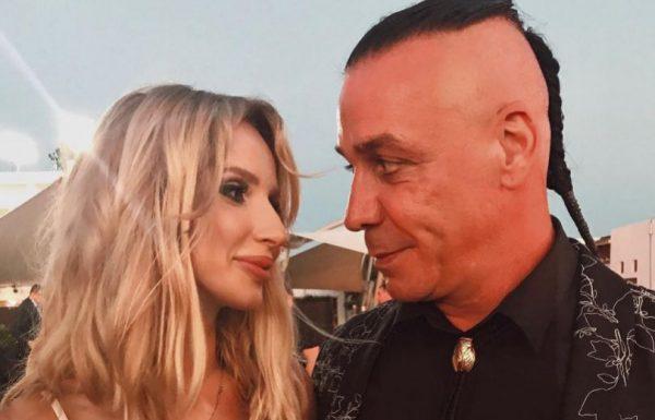 Светлана Лобода и Тилль Линдеманн из Rammstein: тайные отношения
