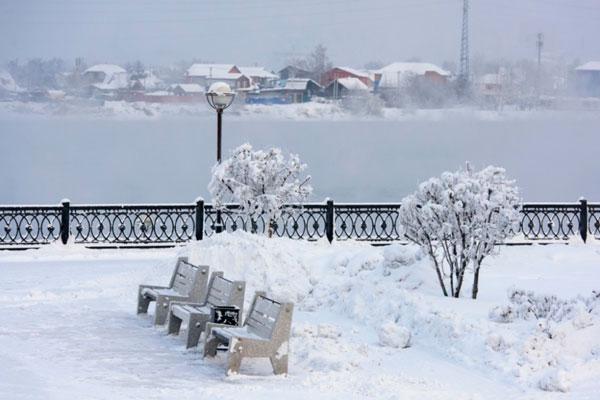 Климат этой зауральской части России характеризуется разнообразием климатических зон